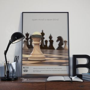 3d-poster-design-ad-chess-contest-open-mind-is-never-blind-mockup-preview-3dartstudio