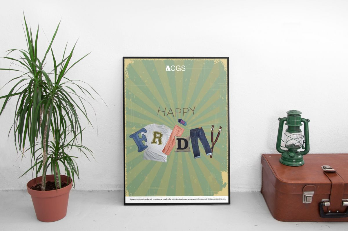 happy-friday-vector-retro-poster-design-mockup-preview-3dartstudio