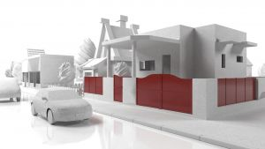 3D-paper-town-modeling-rendering-latest-work-04-3DArtStudio