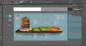 3D-branding-design-flyer-rendering-agriculture-concept-whea2t-library-work-in-progress-3DArtStudio