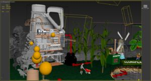 3D-modeling-rendering-agriculture-concept-product-factory-soil-fertilizer-work-in-progress-closeup-03-3DArtStudio