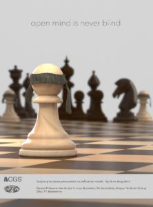 3D-poster-design-ad-chess-contest-open-mind-is-never-blind-3DArtStudio